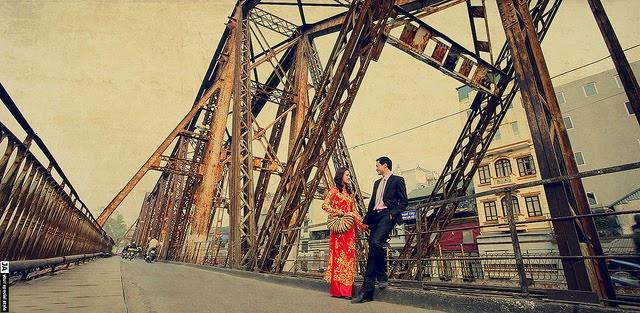 chụp ảnh cưới ngoại cảnh đẹp ở Hà nội11