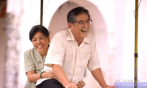 video iklan tahun baru cina CNY 2013 petronas tau fu fah