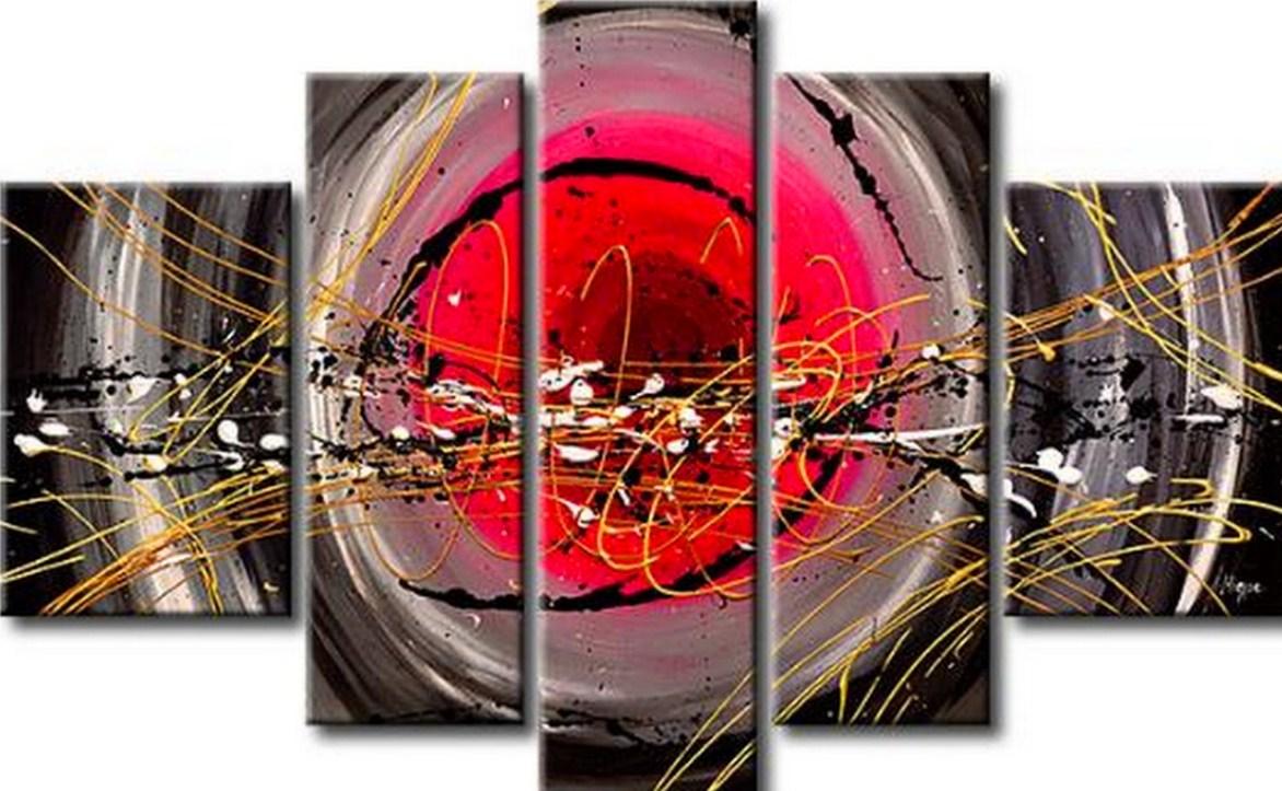 Pintura moderna y fotograf a art stica cuadros modernos for Fotos de cuadros abstractos sencillos