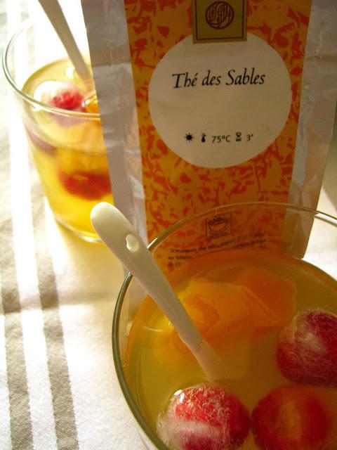 recettes dessert  Rose des Sables