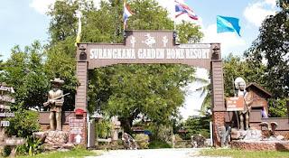Hotel Murah di Huai Yai Pattaya - Surangkana Garden Home Resort