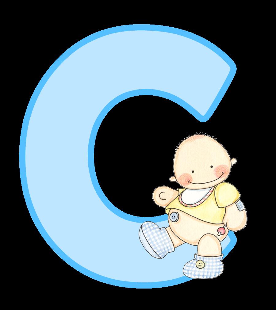 Colecci n de gifs letras may sculas para imprimir de beb - Letras habitacion bebe ...