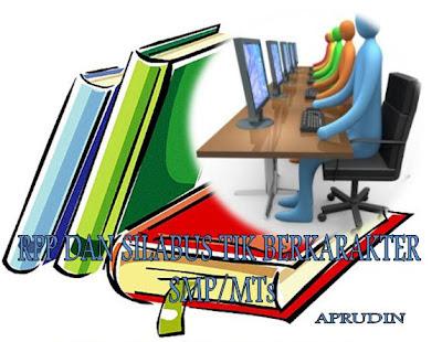 Download RPP dan Silabus TIK SMP/MTs Berkarakter Kelas 7, 8, dan 9