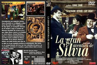Carátula dvd: La gran aventura de Silvia (1935) (Sylvia Scarlett )