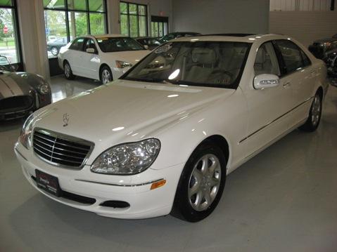 pumpkin fine cars and exotics 2004 mercedes benz s500 4matic. Black Bedroom Furniture Sets. Home Design Ideas