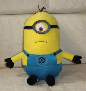 Minion Mata Satu