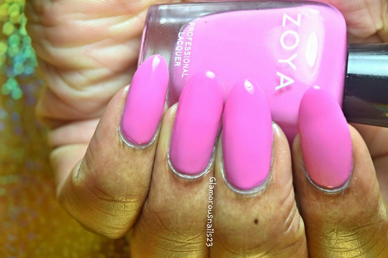 Eden Swatch; Zoya Delight Collection 2015