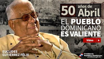 El pueblo dominicano es valiente