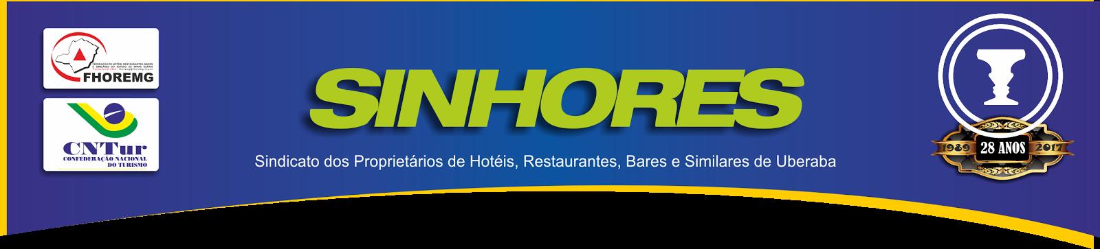 Sindicato dos Proprietários de Hotéis, Restaurantes, Bares e Similares de Uberaba.