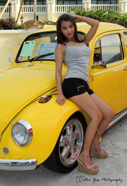 Danica Torres in Sexy Pants