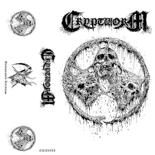 Cryptworm - Exclusive Interview and EP Stream.