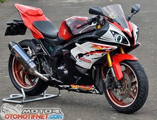 modif ninja 250 fuel injection