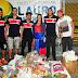 Esporte Clube Bahia entrega 100 cestas básicas para desabrigados de Lauro de Freitas