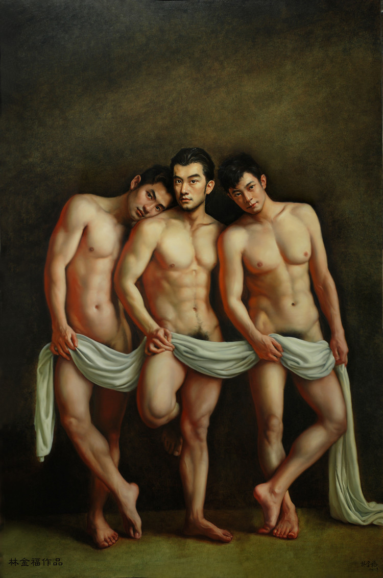 the romantic male nude