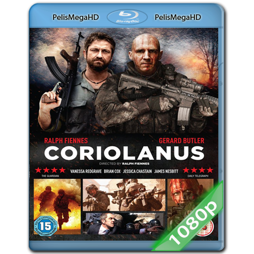 Coriolanus (2011) 1080P HD MKV ESPAÑOL LATINO
