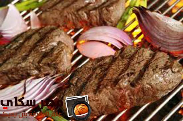 طريقة عمل اللحم الفيليه الكندوزالمشوى