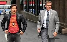 The Other Guys: Mark Wahlberg & Will Ferrell | A Constantly Racing Mind