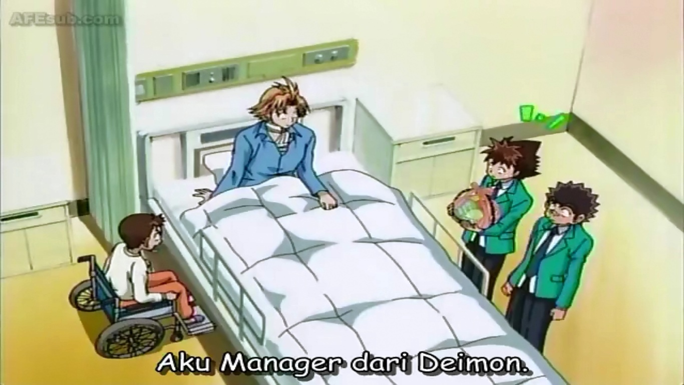 , Eyeshield 21 Episode 10, Eyeshield 21 Episode 10 3gp Mp4 Sub Indo
