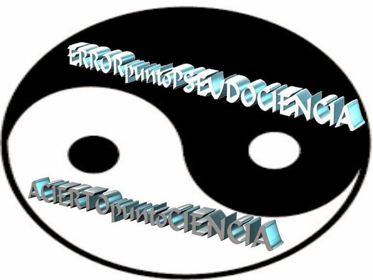 ACIERTO.CIENCIA VS ERROR.PSEUDOCIENCIA