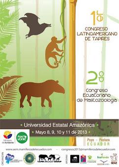 I Congreso Latinoamericano de Tapires