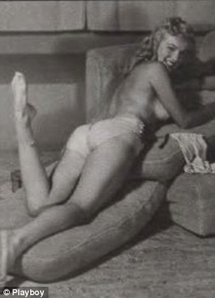 Playboy S Special Edition Marilyn Monroe Nude On Th