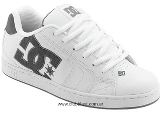 Tenis Dc Shoes Blancos
