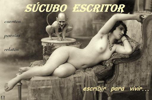 SUCUBO ESCRITOR