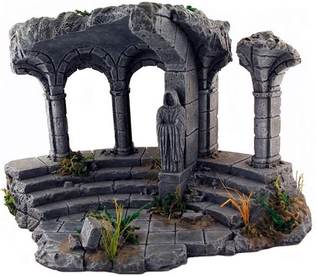 Temple Ruins picture for Warhammer Battle