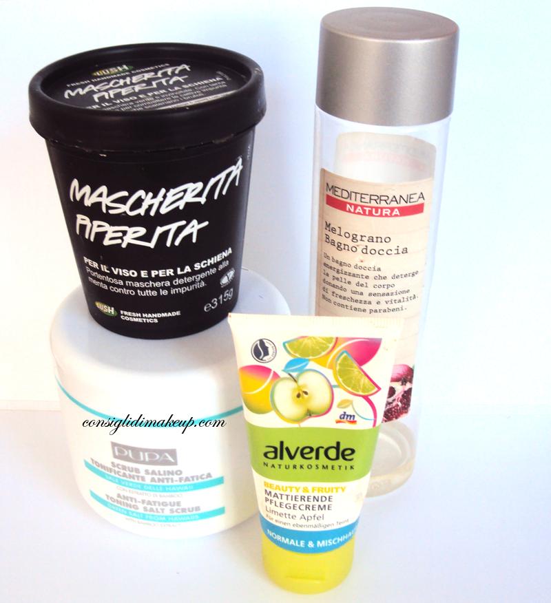 prodotti terminati consiglidi make up