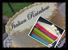 Itallian Rainbow Cake Class