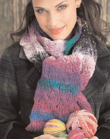ravelry noro striped scarf pattern by jared flood noro striped scarf