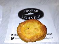 Bristol Football Curry Pie