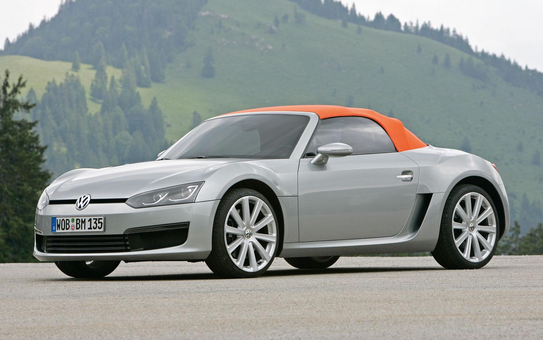 Sport Car Garage: Volkswagen BlueSport Roadster (2013)