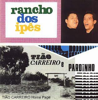 Ti�o Carreiro e Pardinho - Rancho dos Ip�s
