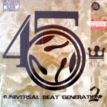 45 King, The ‎– Universal Beat Generation 2 (1997, 192) LP