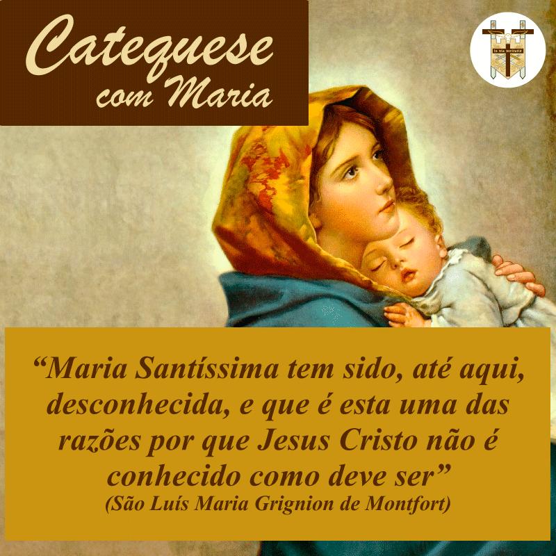 Catequese Mariana