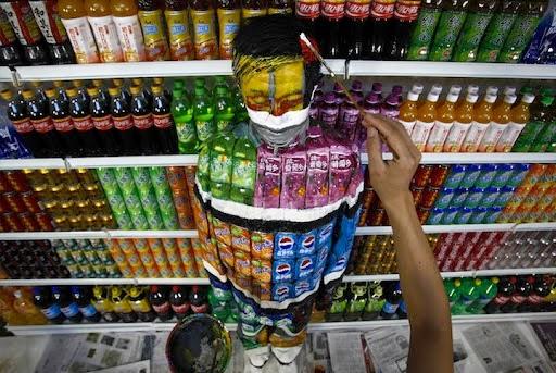 Ilmu Ngilang di Supermarket