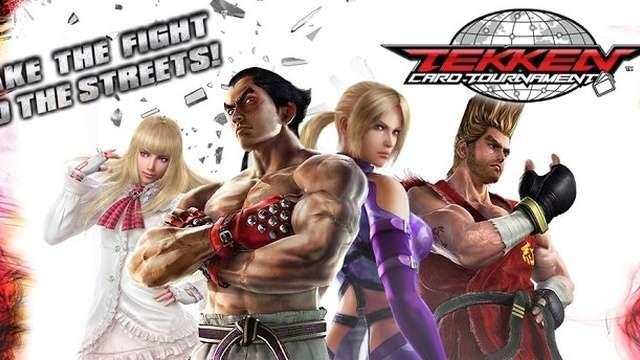 Tekken Card Tournament (Review)