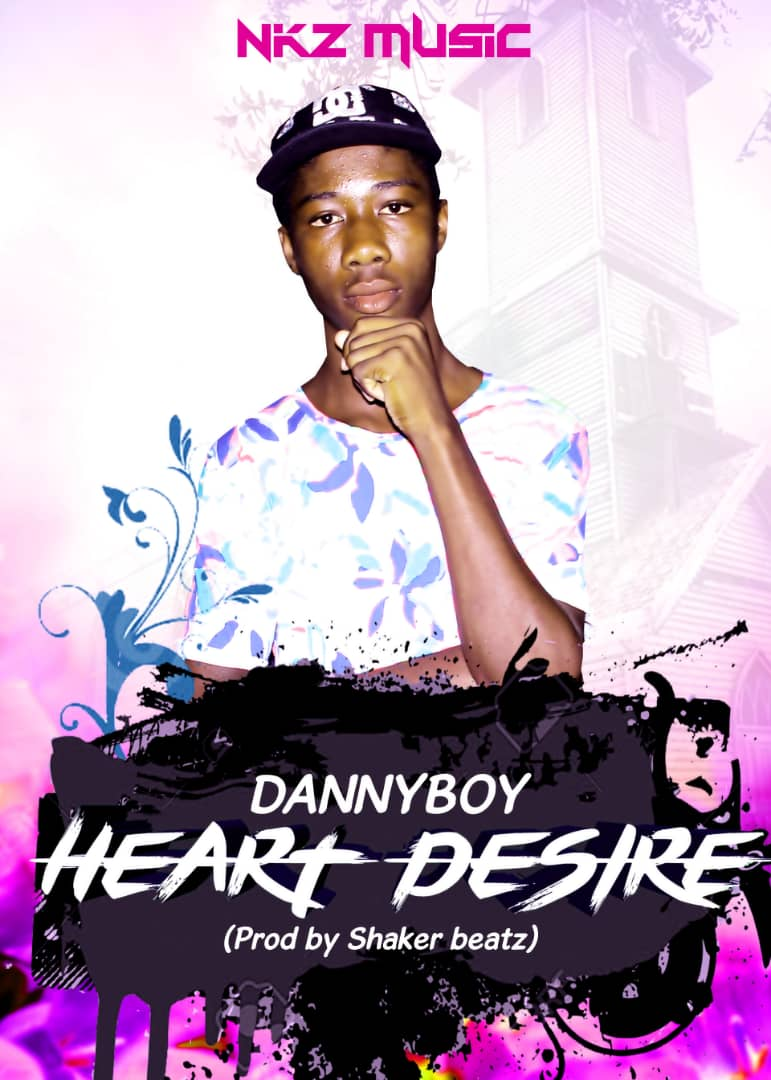 DannyBOY To Drop Heart Desire