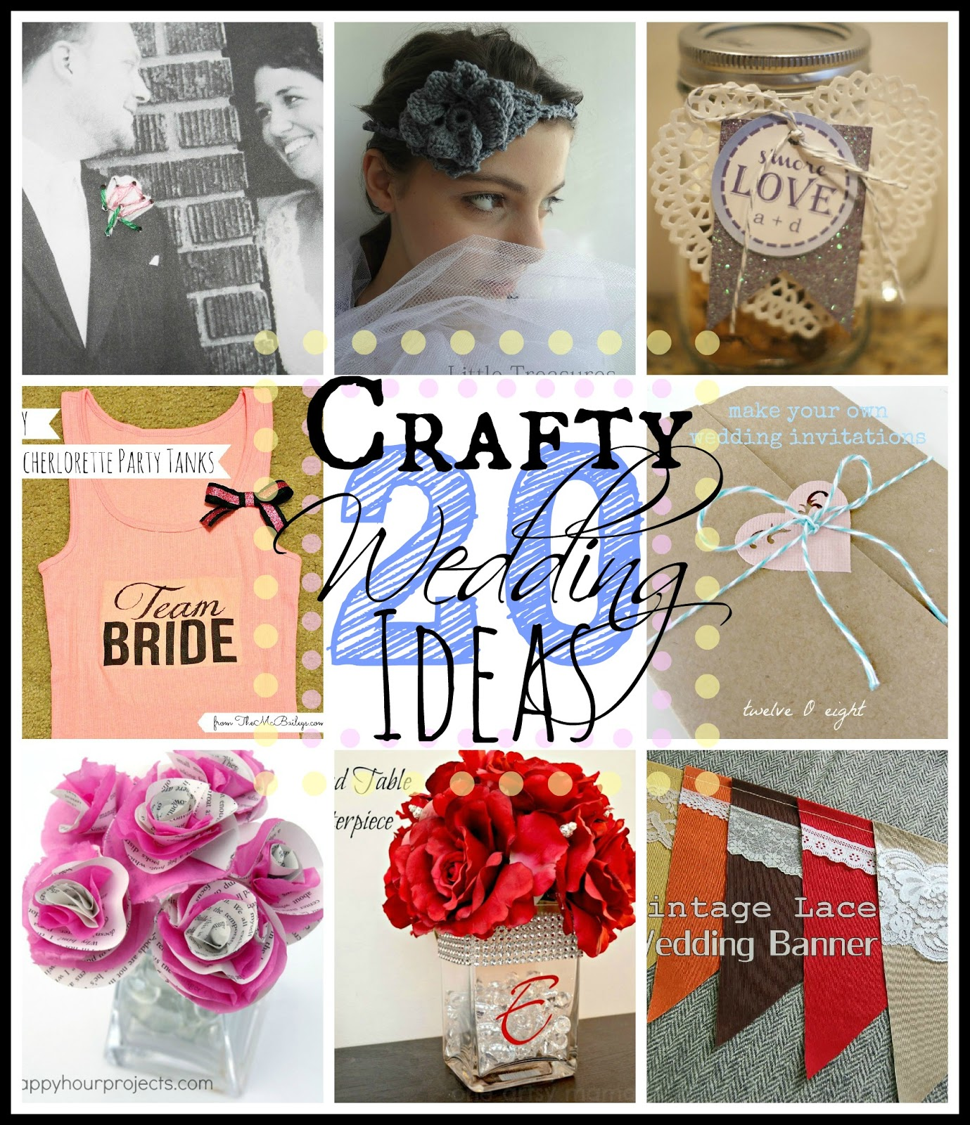 Wedding Crafts