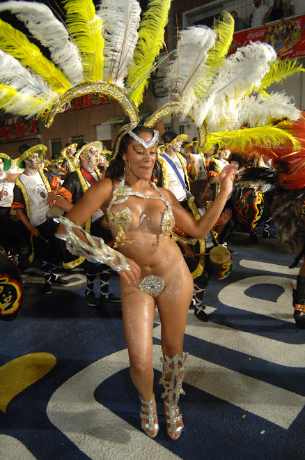 LLAMADAS....CANDOMBE....CARNAVAL URUGUAYO 2011