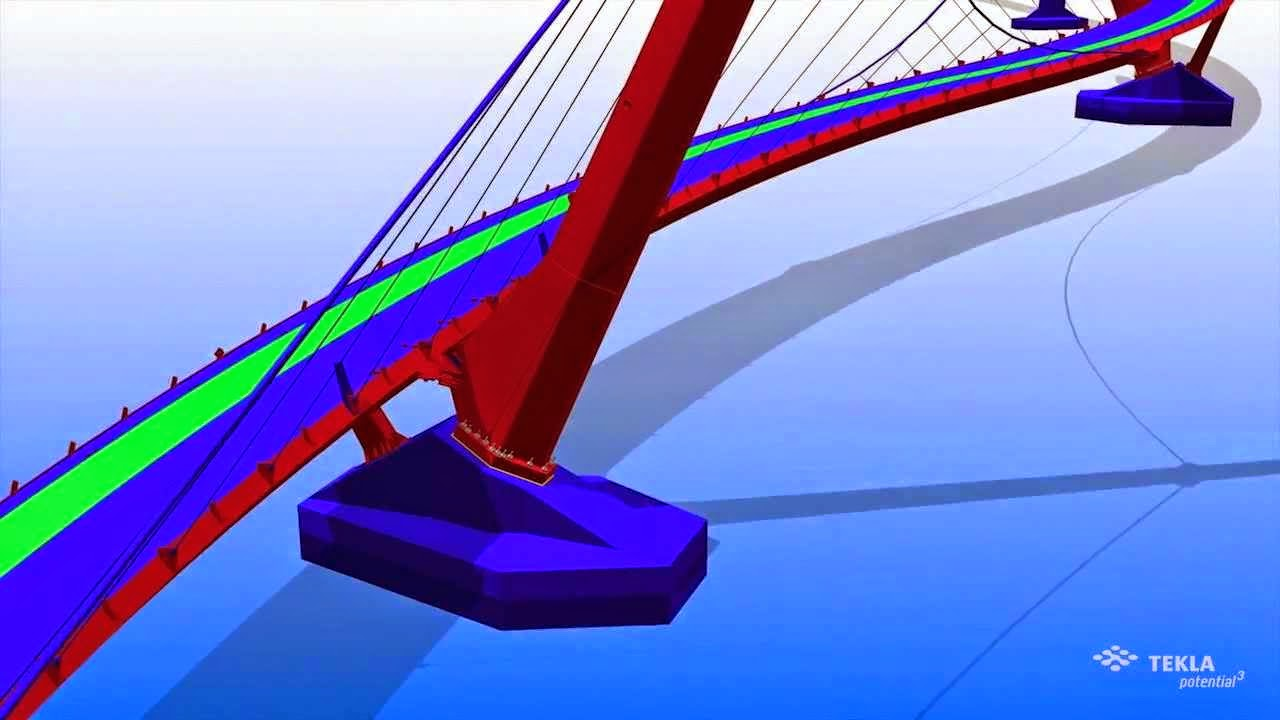 PROGRAM SOFTWARE TEKLA