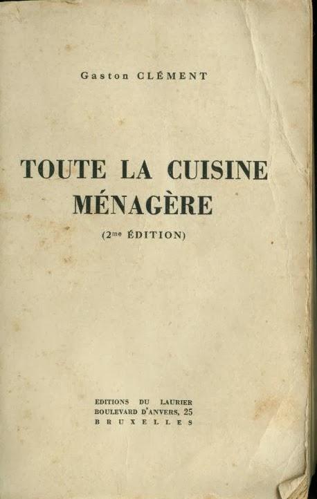 la bonne cuisine de madame e saint-ange pdf