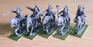 Perry Napoleonic French Cuirassiers - Group Shot