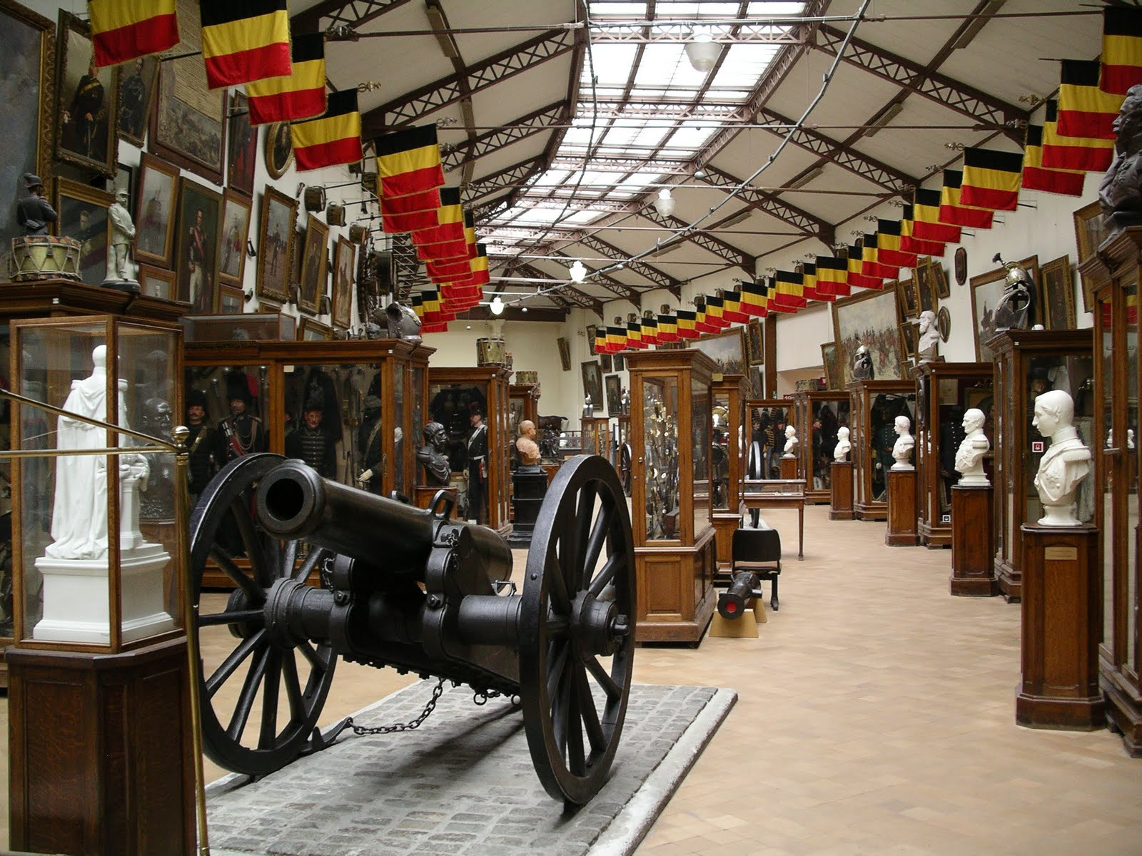 Auto-Union Project: Belgian Royal Military Museum