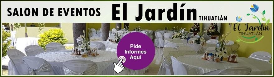 SALON EL JARDIN