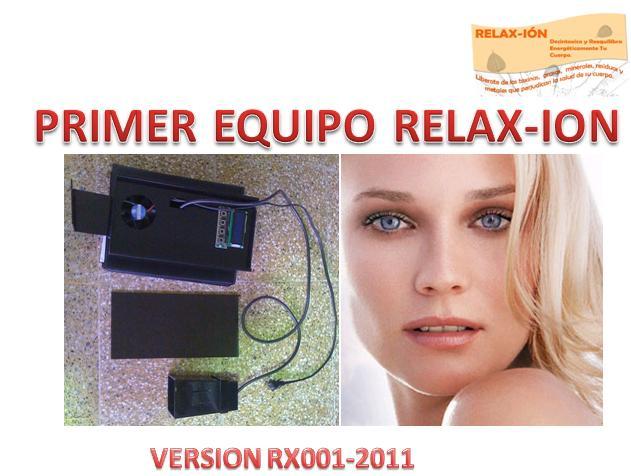 PRIMER MODELO  RELAXION RX0001