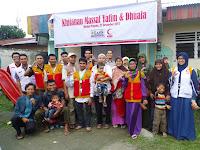 Liburan Anak Sekolah : BSMI Dan Lazis PLN Adakan Khitanan Gratis Yatim Dan Dhuafa