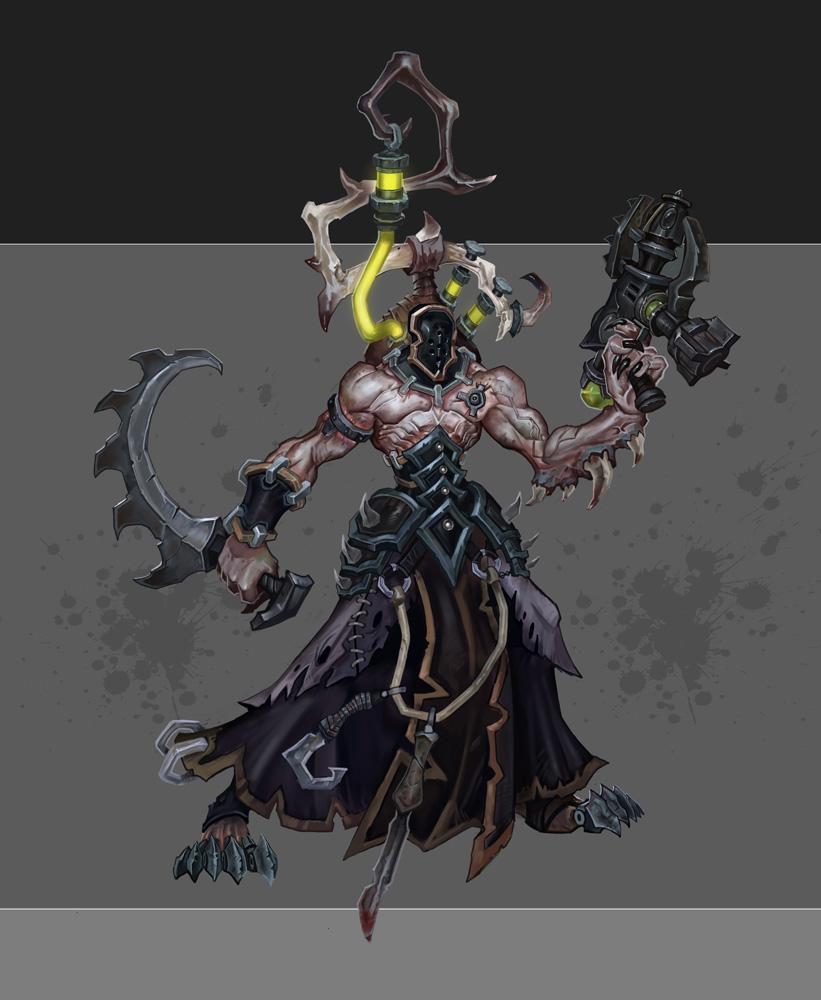 [E3] Eternal Crusade, un MMO Warhammer 40K - Page 3 45