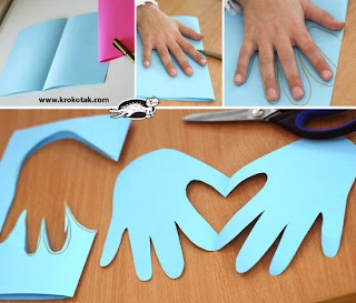 dia dos namorados - artesanato papel - PAP (DIY)